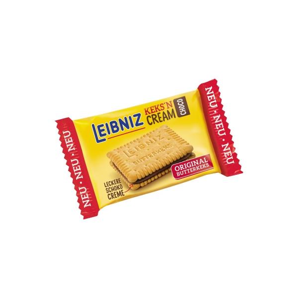 Leibniz Gebäck Keks'n Cream 37650 100 St./Pack.