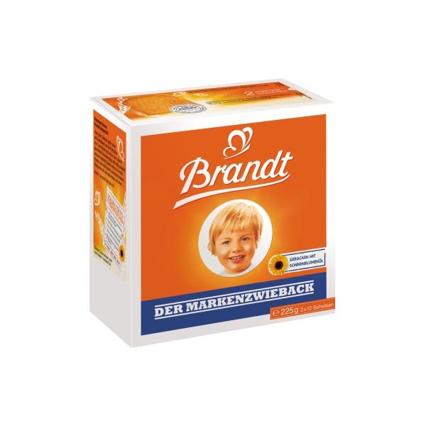 Brandt Zwieback 258265 225g