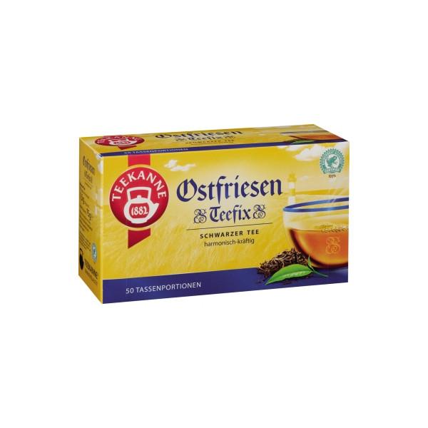 Teekanne Tee Ostfriesen Teefix 5688 50 St./Pack.