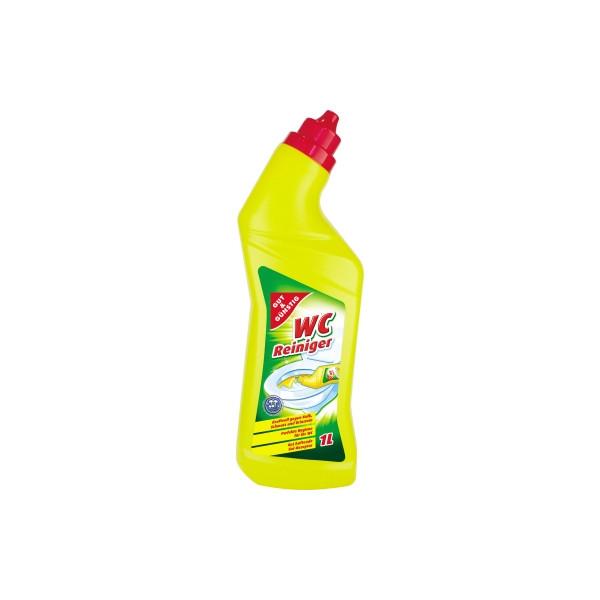GUT & GÜNSTIG GUT GÜNSTIG WC-Reiniger Lemon 241782 1l