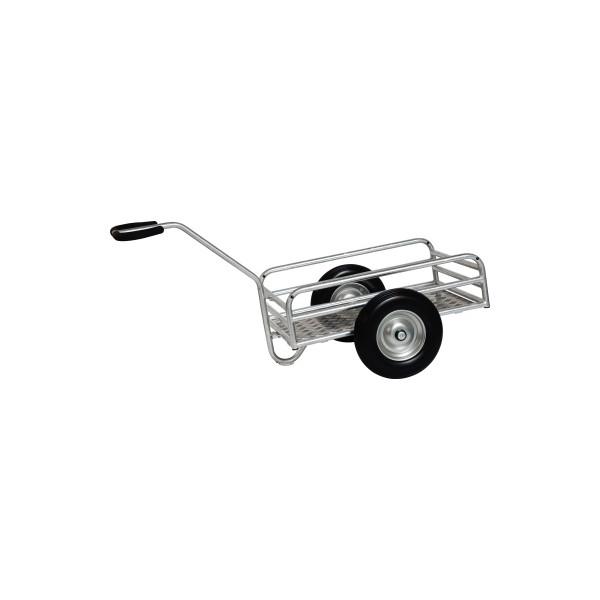 Fetra Handwagen Outdoor 6104P PU-Räder