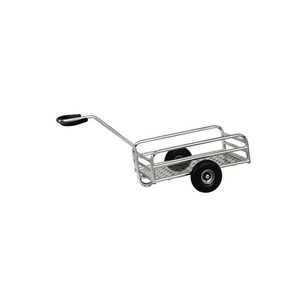 Fetra Handwagen Outdoor 6103P PU-Räder